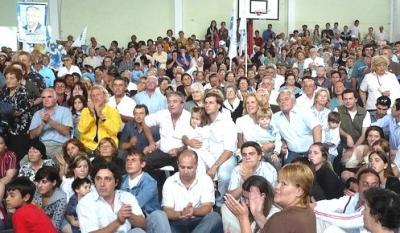 Fracasaron las previsiones en el acto herrerista de la lista 400 del Partido Nacional