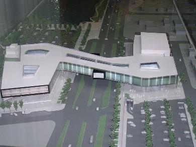 Faltarian 15 días para comenzar la construcción del Centro Civico de la Ciudad de la Costa
