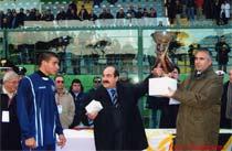 LAS PIEDRAS. Club Juventud, Campeon copa Carnevale, ciudad de Vireggio Italia.