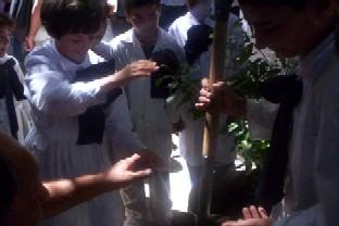 CIUDAD DE CANELONES. Sembrando un Canelón en las escuelas comenzó la campaña
