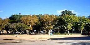 SAN BAUTISTA. Vecinos reclamaron apoyo a Charamelo por obras de ruta 81