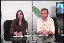 CANELONES CAPITAL. Canal 8 tiene un Gaucho traído por Claudia Casao y Claudio Serrés.