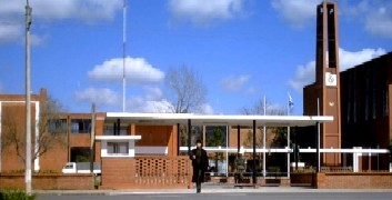 TOLEDO. La Escuela Militar fue declarada monumento histórico nacional y podrá ser visitada como tal