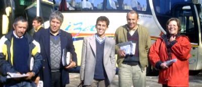 JUANICO. Delegación juanicoense multidisciplinaria fue recibida por el Ministro de Turismo