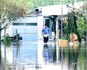 CANELONES. Son ahora 450 los evacuados por inundaciones en Canelones