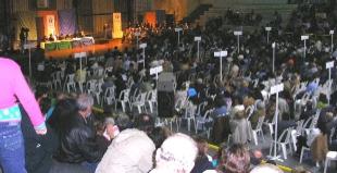 CANELONES. Asumieron anoche los 580 Ediles Locales ante 1500 personas en Canelones Capital.