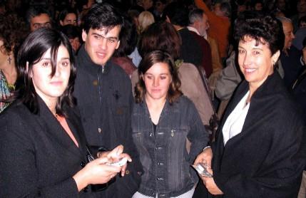 SAUCE. La profesora Mirian Aladio asumió como Edil Local ante la Junta de Sauce.