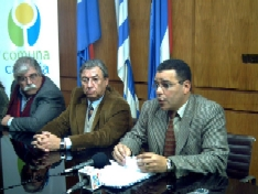 CANELONES CAPITAL. Acusaron a la Dirección de Comunicaciones de la IMC de violar dos leyes con la página web.