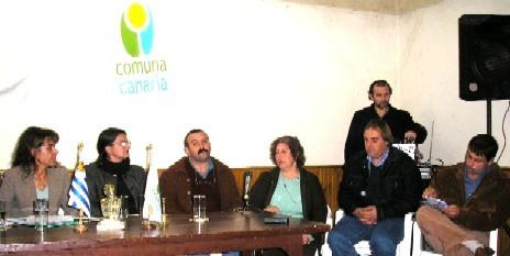 SAUCE. Tres primeras Comisiones Temáticas trabajan para analizar e informar a la Junta Local
