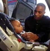 CANELONES. Ocho reglas imprescindibles para utilizar silla para bebé, en el auto.
