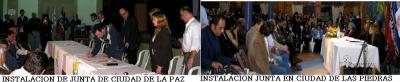 CANELONES. Terminó la instalación de las Juntas Locales Canarias, 29 reales y una virtual, la número 30.