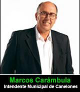 Comuna Canaria felicitó a los periodistas de interior en su día y los invitó a brindar