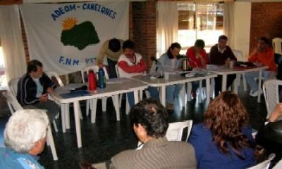 Adeom Canelones le dió 10 días de plazo al intendente Carámbula, para que los reciba o iran a la huelga