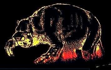 El Lestodonte: animal gigante que vivió en la zona de Sauce