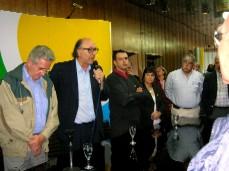 La IMC homenajeó al hoy Gral. Juan Antonio Rodríguez y creó Comisión de Ética y Transparencia que presidirá el mismo militar