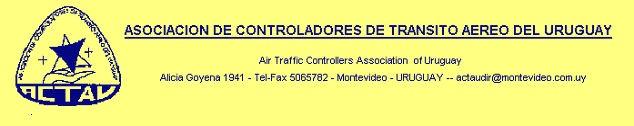 Volando a ciegas, los controladores aéreos del Aeropuerto Internacional de Carrasco en Preconflicto