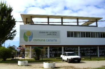 Nuevo edificio para la Junta Local de la Ciudad de la Costa en Avenida Giannattasio y Márquez Castro
