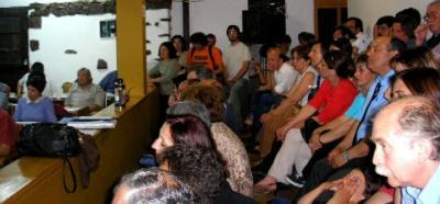 Marianella Medina sancionada por presenciar comparecencia de Carámbula ante la Junta Departamental
