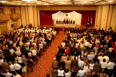 Hubo 4 alumnos de Canelones entre los 120 graduados en hotelería, gastronomía y relaciones públicas del ITHU