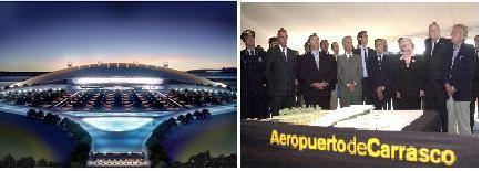 Dentro de mil días Canelones tendrá el aeropuerto más moderno del mundo.