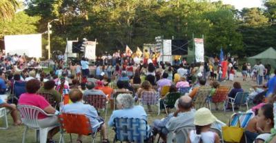 Festival Nacional de Folclore: 3 días de canto y baile con 25 artistas