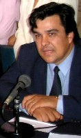 Los Presidentes de las Comisiones Departamentales Nacionalistas fueron recibidos por el Directorio Nacionalista.