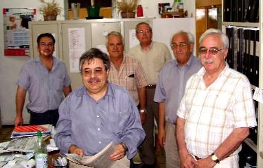 "Comerciantes a la Comuna Canaria: ""Nos invaden! nos invaden!"""