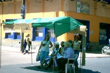 Habría Ediles entre los vendedores informales desalojados de la principal avenida pedrense