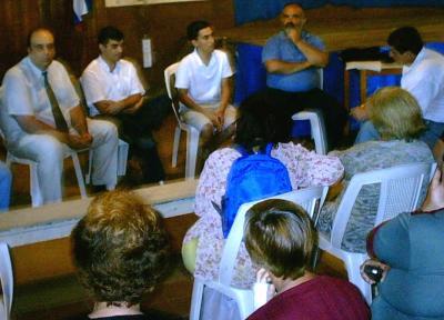 Los juanicoenses rechazaron la medida de AFE de suspender servicios en verano