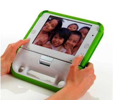 Fabricarán un millón de XO, las computadoras para los niños escolares.