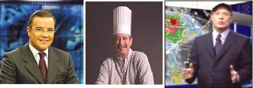 Un informativista, un cocinero y un meteorólogo; integraron el Jurado del Carnaval Canario 2007.