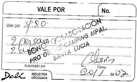 "Se habrian confirmado las irregularidades en camping ""Cristóbal Colón"""