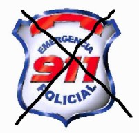 El 911 de la Jefatura de Canelones, no funciona