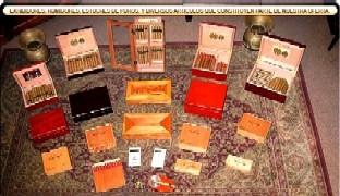 Elogian en Chile, la calidad de los puros santalucenses marca Don Juan Capurro
