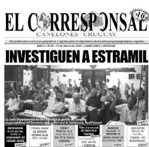 EL CORRESPONSAL edición 46
