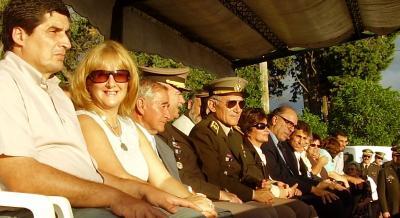 El festejo del 135 aniversario reunió a más de mil doscientas personas