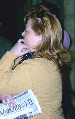 Votaron destituir a la funcionaria municipal canaria Lilian Brito.