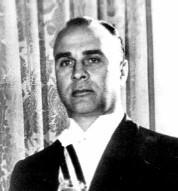 Pacheco, un hombre firme