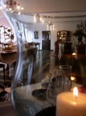 Ofrecen cena romántica en el hotel santalucense Oriental.