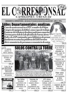 EL CORRESPONSAL 51