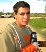 Pablo, héroe involuntario que salvó una vida a cambio de sus propias heridas.