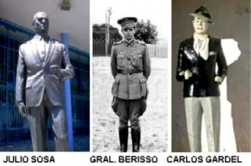 Proponen renombrar el Aeropuerto Internacional de Carrasco: o Carlos Gardel o Julio Sosa