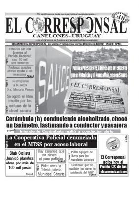 EL CORRESPONSAL  53