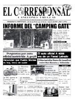EL CORRESPONSAL 54