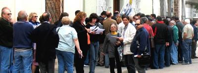Huelga municipal en toda la Intendencia canaria decretó el gremio municipal