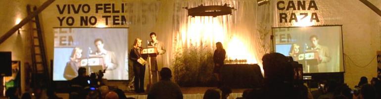 Entregaron los Premios DÉCADA 2007.