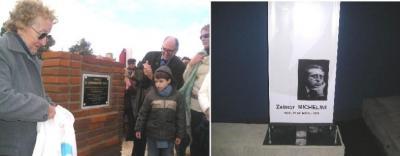 "Inauguraron Plaza ""Zelmar Michelini"" y nombraron Rambla."