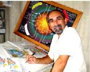 El artista Luis Haro Domíguez, inauguró su página web