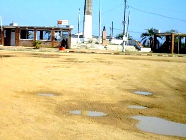Recien en el año 2015 la IMC terminará las calles de la Ciudad de la Costa