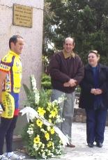 Milton Wynants y Federico Moreira rinden homenaje a Artigas